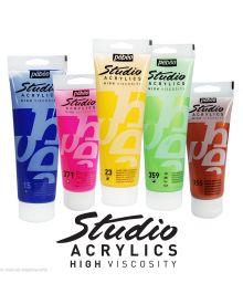 Pébéo Studio Fine Acrylic Colour Assortment