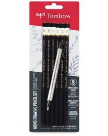 Tombow Mono Drawing Pencil Set & Eraser