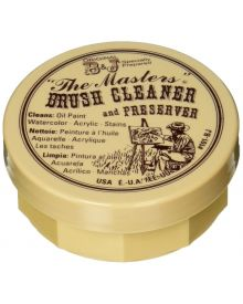 "General ""The Masters"" Brush Cleaner and Preserver 2.5 oz"