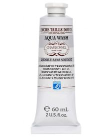 Charbonnel Aqua Wash Etching Ink - Thick transparent Medium 292
