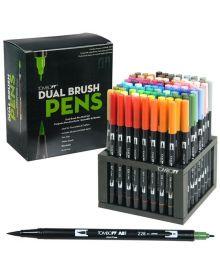 Tombow Dual Brush Set - 96 Colour Set