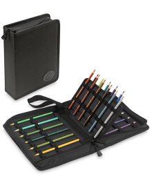 Tran Deluxe Pencil Case 72 Slot Case
