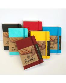 Pentalic Traveler Pocket Journal Sketch Pads - Medium