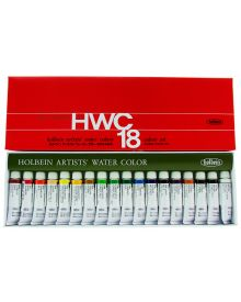 Holbein Watercolour Set of 18