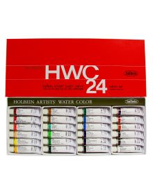 Holbein Watercolour Set of 24