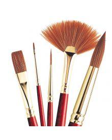Winsor & Newton Sceptre Gold II Long Handled Brushes
