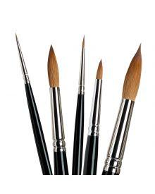 Winsor & Newton Series 7 Finest Kolinsky Sable Brushes