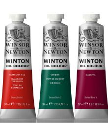 Winsor & Newton - Winton Oil Paint 37ml Tube