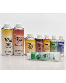 wOil Water Mixable Paint Medium