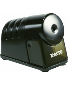 X-ACTO POWERHOUSE Electric Pencil Sharpener Heavy-Duty Commercial Grade, Black
