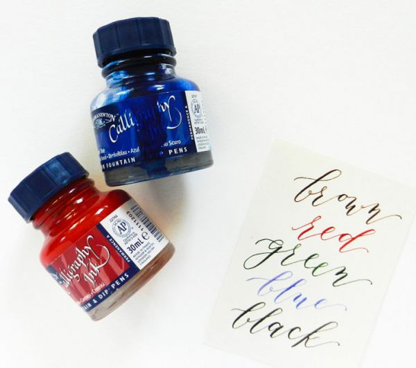Winsor & Newton Calligraphy Ink 30ml