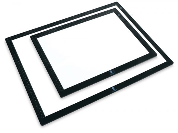 Daylight Wafer 1 Light Box 9 x 12-Inch
