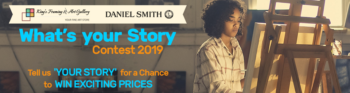 """""""What's your Story"""" Contest 2019"""