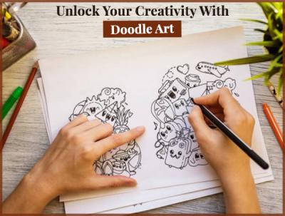 Unlock Your Creativity With Doodle Art