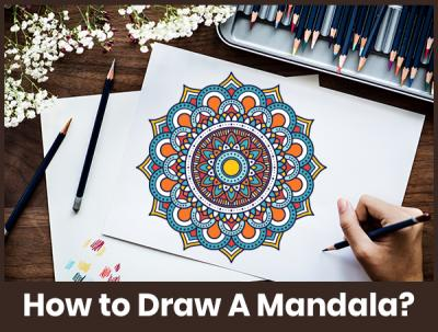 How to draw a Mandala?