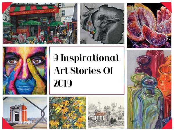 9 Inspirational Art Stories of 2019