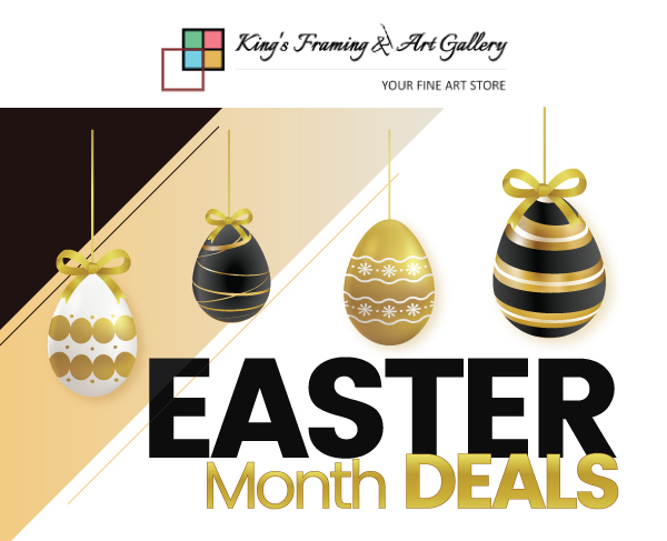 Let the Easter Eggstravaganza Begin