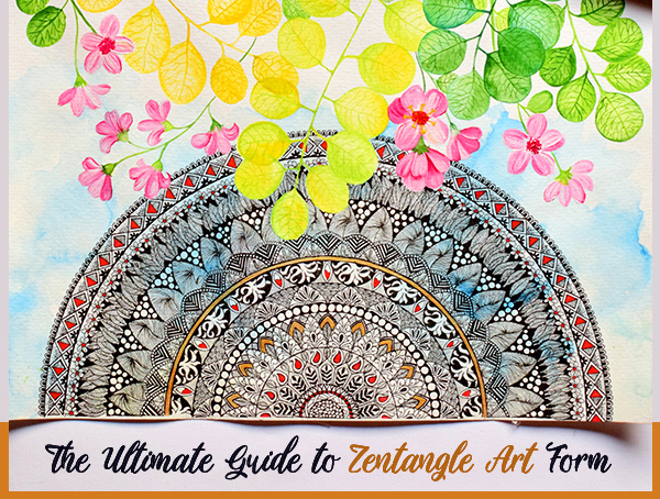 The Ultimate Guide to Zentangle Art Form
