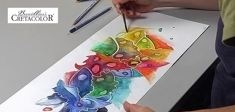 Cretacolor Pencil Fine Art Pastel Pencil Tin Set