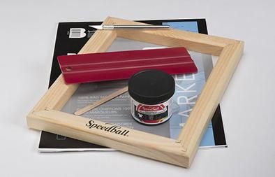 Speedball Screen Printing Stencil Kit