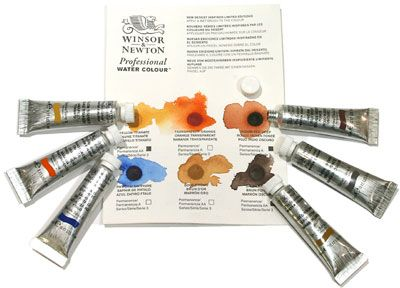 Winsor & Newton Professional Watercolour Paint
